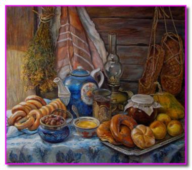 купеческо - помещичьи чайные традиции