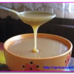 Сгущенное молоко в домашних условиях