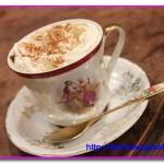 Нежный кофейный десерт