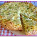 Деревенская пицца