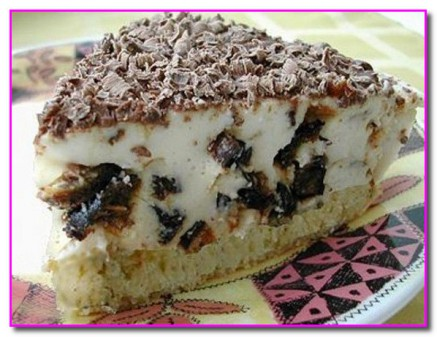 Торт Нежное облако