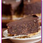Вкусный шоколадный торт Маркиза