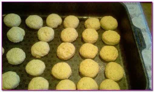 запечь печеньки в духовке